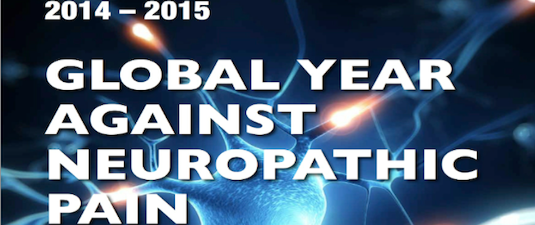 2014-15 Global Year Against Neuropathic Pain