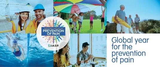 2020 Global Year for the Prevention of Pain
