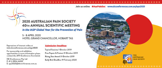 2020 APS Conference Hobart ... more
